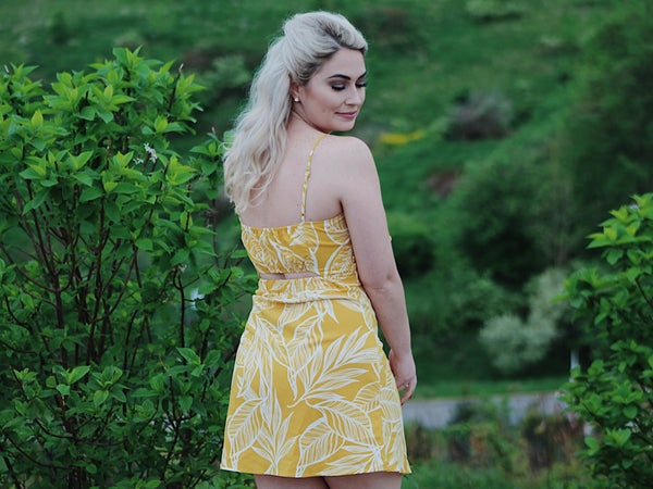 Sunny Mini Dress