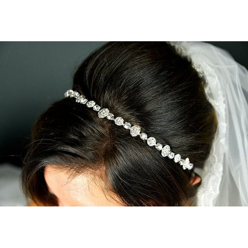 3038 Bridal Hair Band