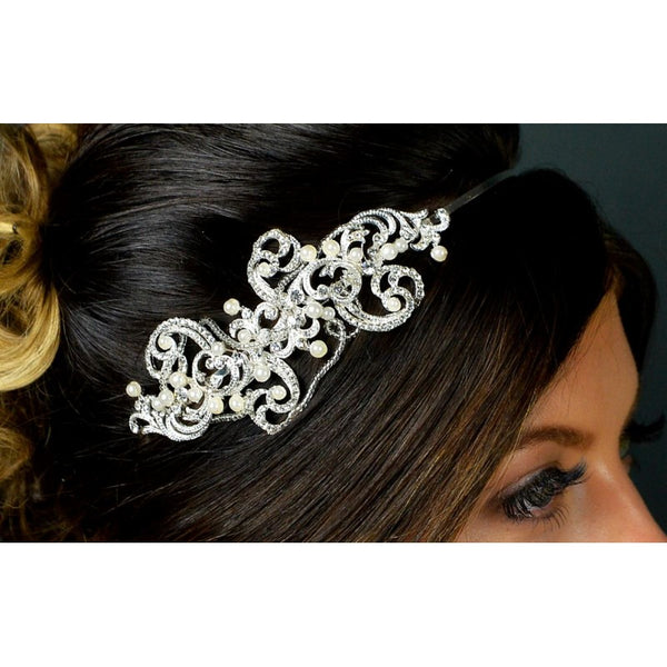 4513 Bridal Hair Band