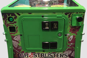 Ghostbusters Green Powder Coating