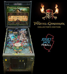 Pirates Pinball by Jersey Jack