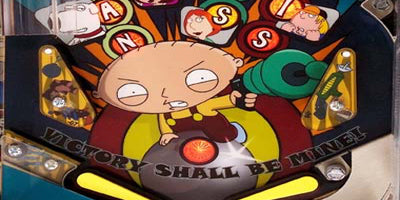 Family Guy Pinball Mods