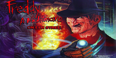 Freddy A Nightmare On Elm Street Pinball Mods