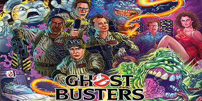 Ghostbusters Pinball Mods