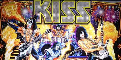 KISS Pinball Mods