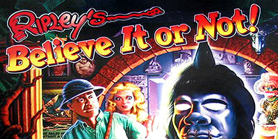 Ripley's Believe It or Not Pinball Mods