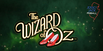 Wizard of OZ Pinball Mods