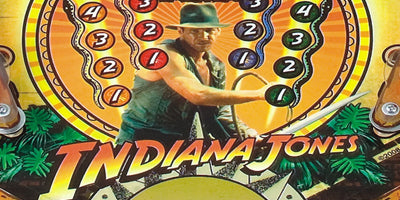 Indiana Jones Pinball Mods