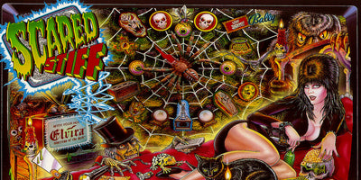 Scared Stiff Pinball Mods