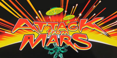Attack from Mars Pinball Mods