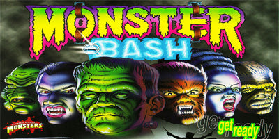 Monster Bash Pinball Mods
