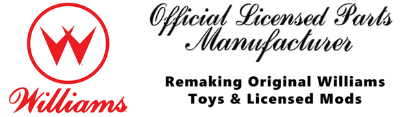 Back Alley Creations   Custom Pinball Mods & More