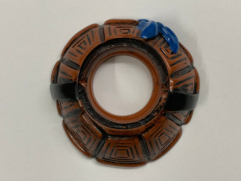 Leonardo Turtle Shell Action Button Mod