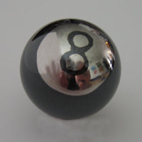 8-Ball Black Pearl Pinball