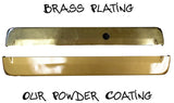 Pirates Gold Powder Coating Service
