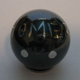 Homer Bowling Ball Black Pearl Pinball