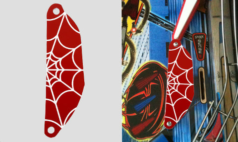 Spider-Man Spidey Sense Red Plastic