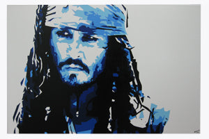Pirates of the Caribbean 24 x 36