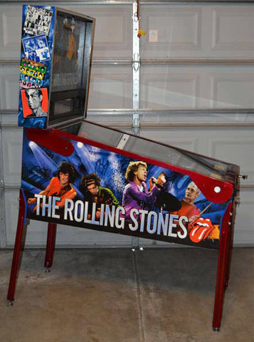 Rolling Stones Candy Red Powder Coating Service