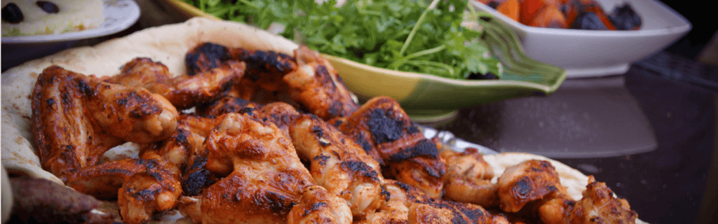 Chilly Pepper Roasted Chicken