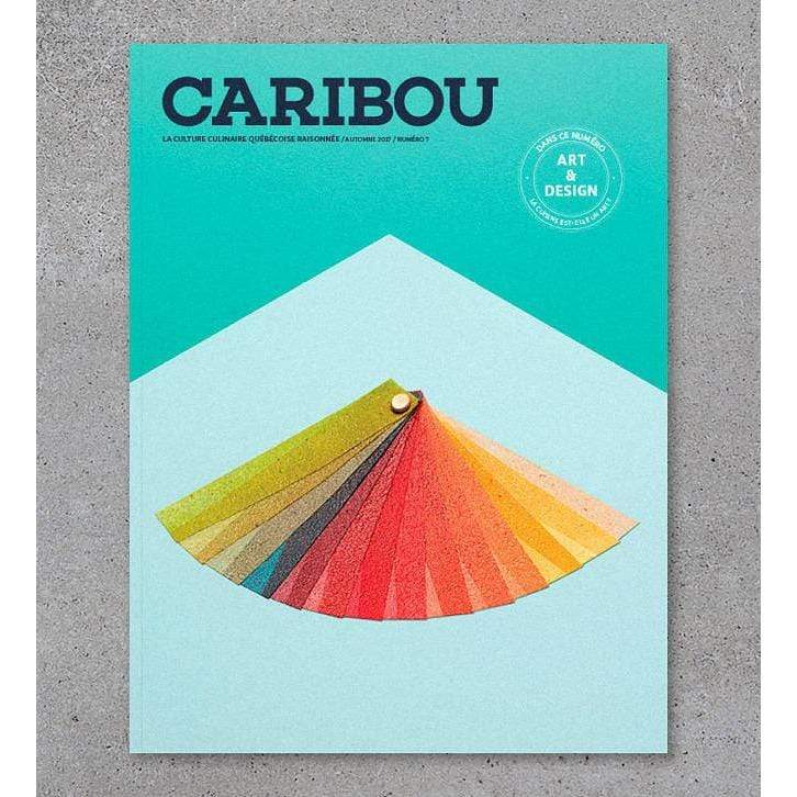 Caribou Books Caribou - Art & Design