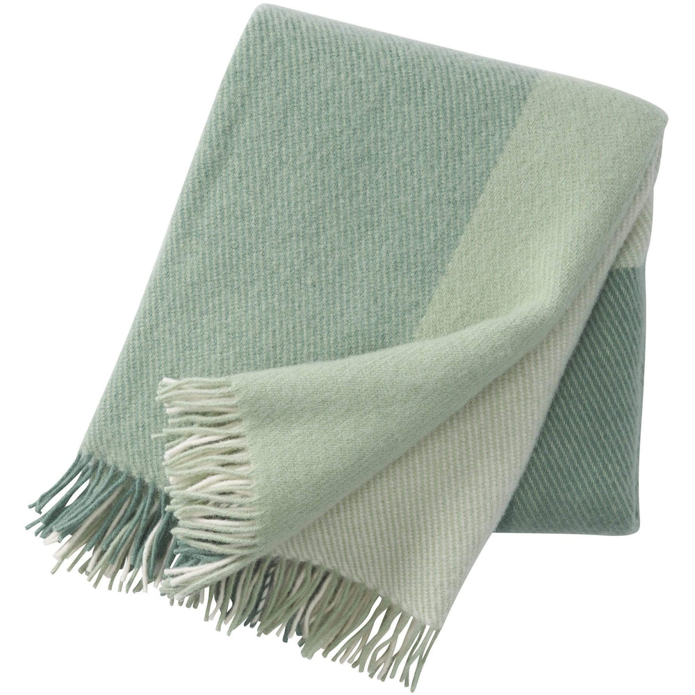 Klippan Home Decor Field Throw - Green