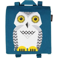 Coq en Pate kids accessories Snow Owl Organic Cotton Backpack