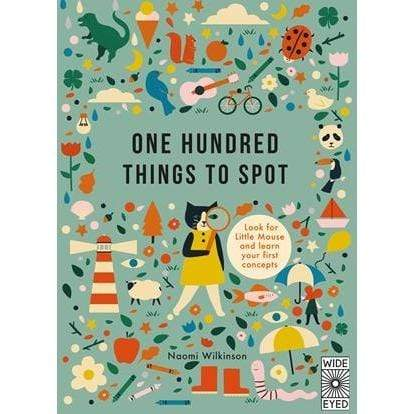 Hachette Kids Books One Hundred Things to Spot