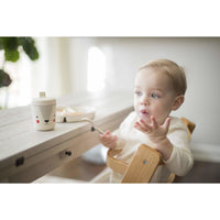 Petitcollage Kitchen & Dining Bamboo Baby Bear Dinner Set