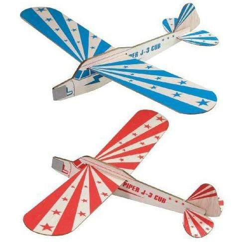 Fire the Imagination Inc Toys Balsa Planes x 2