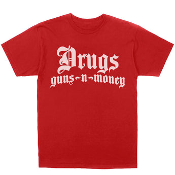 Drugs, Guns & Money, Red