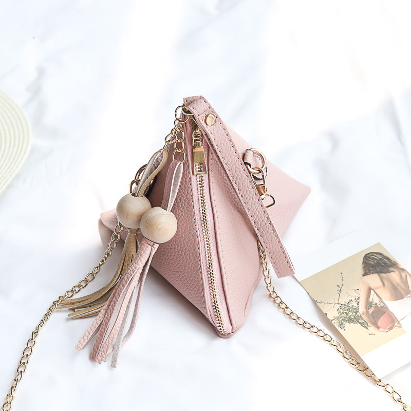 Small triangle bag