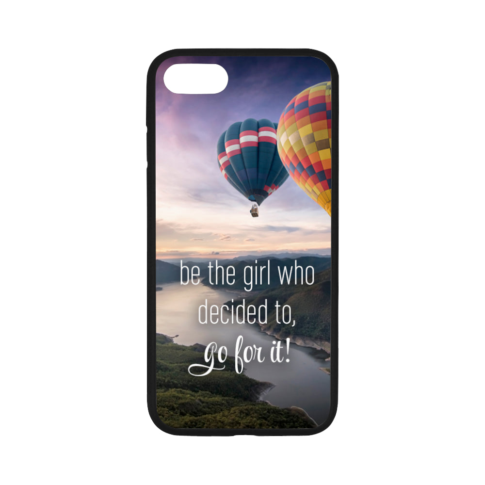 Go For It iPhone 7 Hot Air Balloon Case