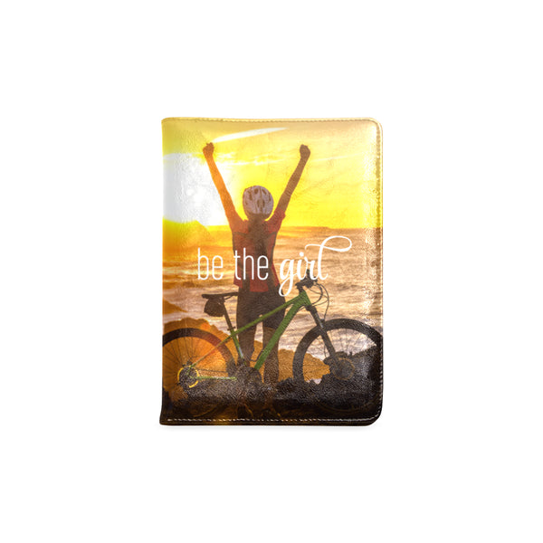 "Be The Girl Sunset Notebook (5.5"" x 8.5"")"