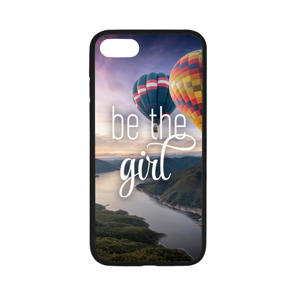 Be The Girl iPhone 7 Hot Air Balloons Case