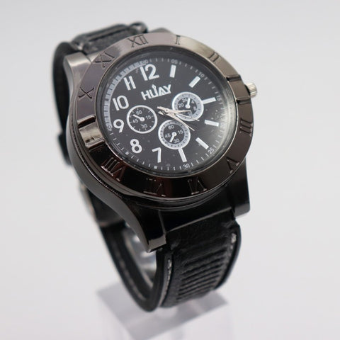 Image of Rechargeable Mens Lighter Watch