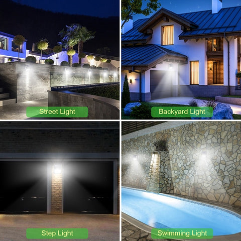 Waterproof Motion Sensor Wall Light