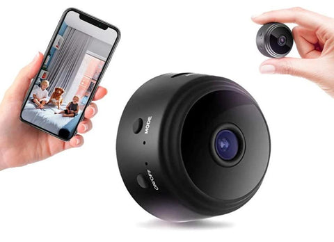Mini Magnetic Wifi Camera