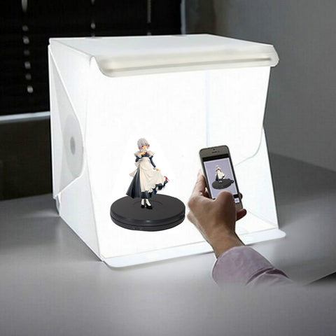 Foldable LED Lightbox