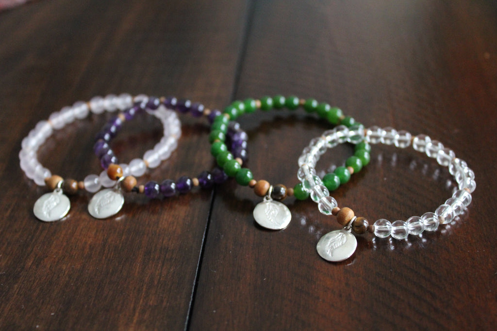 Sacred Roots Bracelet Collection