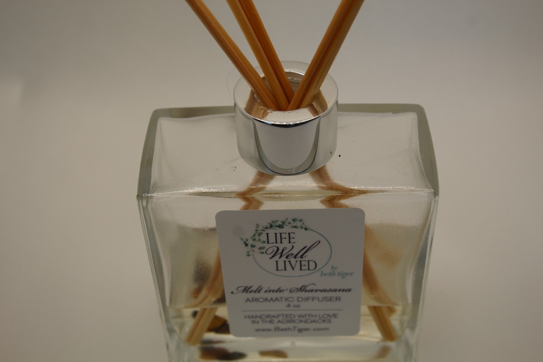 MELT INTO SHAVASANA Aromatic Reed Diffuser