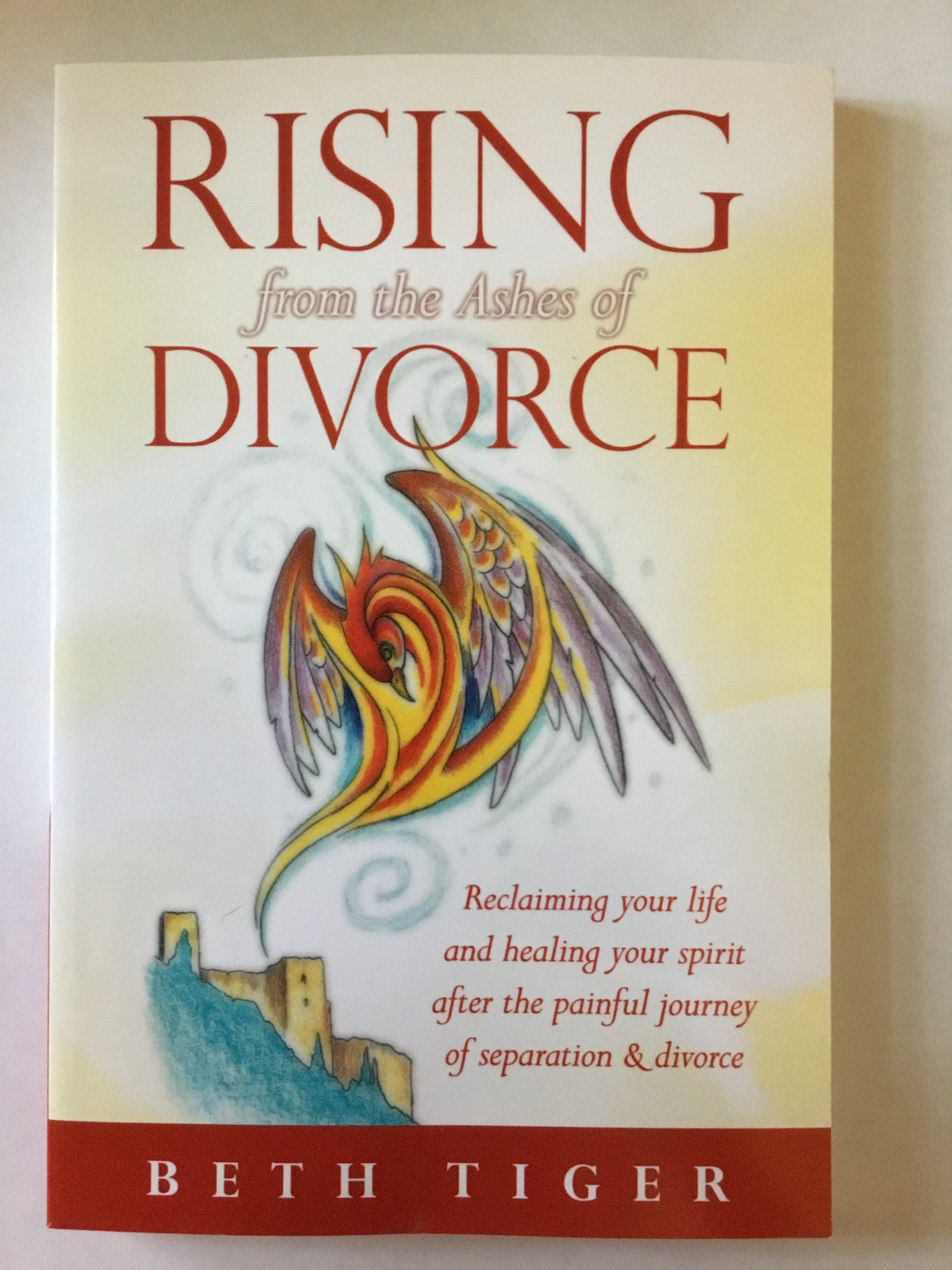 Rising from Ashes of Divorce