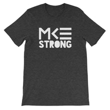 Milwaukee Strong T-shirt in grey by MKE Outfitters