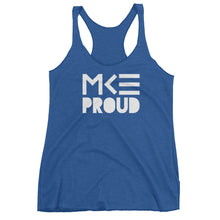 Milwaukee Tank Top from Proud collection by MKE Outfitters