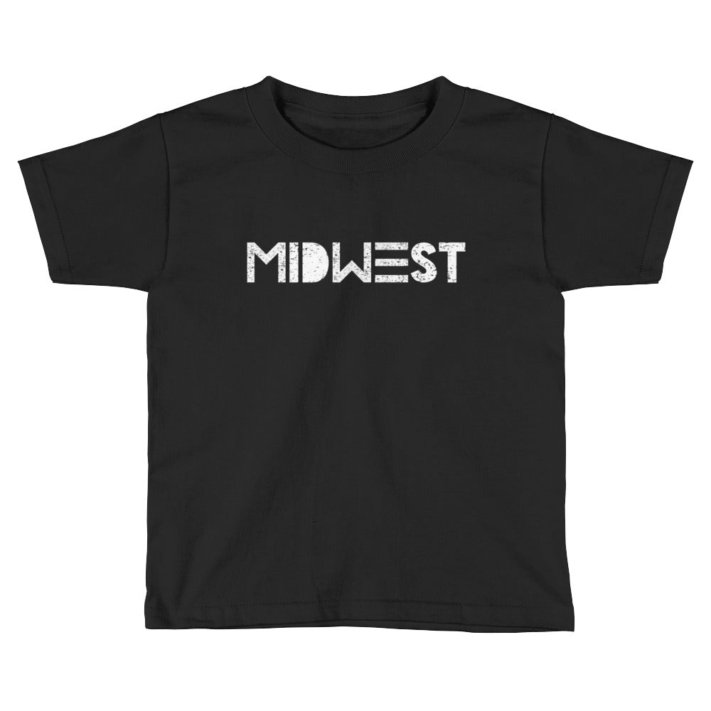 MIDWEST Toddler Short Sleeve T-Shirt