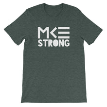 MKE Strong t-shirt in green by MKE Outfitters