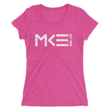 Milwaukee Established 1846 Pink Ladies Tee by MKE Outfitters
