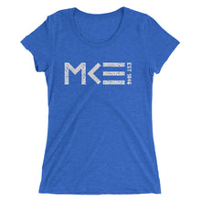 MKE EST 1846 Blue Ladies Tee by MKE Outfitters