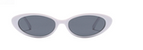 Forsythia Classic Oval Sunglasses