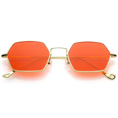 Small Hexagon sunglasses